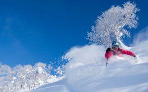 テスト掲載 スキー実習 @ 菅平高原スキー場